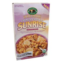 Nature's Path Organic Crunchy Vanilla Cereal 10.6 oz. (Pack of 12)