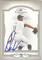Dontrelle Willis Florida Marlins 2004 Donruss Classics Autographed Hand Signed... by Hall+of+Fame+Memorabilia