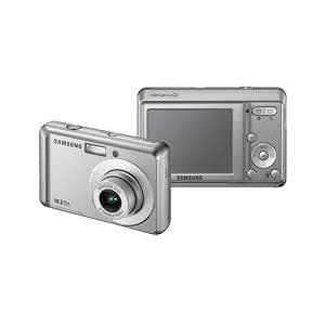 Samsung SL30 10MP Digital Camera with 3x Optical Zoom and 2.5 inch LCD (Silver)