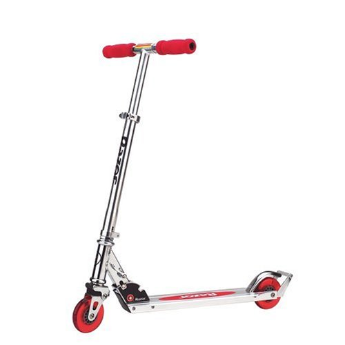 Razor A2 Kick Scooter (Red) — Childrens Bikes for Sale