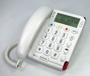 Telemergency Clearvoice 200 Telephone