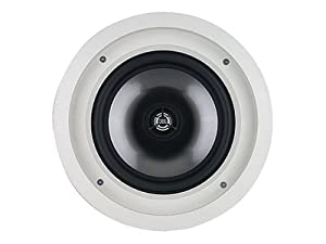 "JBL 8"" 2-Way 100-Watt Round In-ceiling Speakers (Discontinued by Manufacturer)"