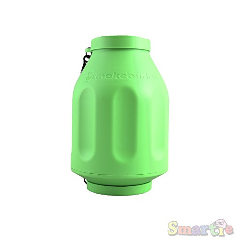 Smoke Buddy Original Personal Air Filter Bundle, All Colors + HoneyCombz Silicone Container, Random Color (Lime Green) (Smokebuddy Jr Personal Air Filter compare prices)