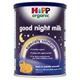 Hipp 6 Month Organic Good Night Milk 350g