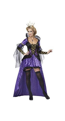 Wicked Queen Adult Costume
