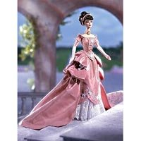 Buy 2001 Barbie Collectibles – Wedgwood Barbie #2