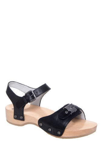 Dr. Scholl's Original Collection Lola Low Heel Quarter Strap Sandal