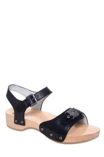 Dr. Scholl's Original Collection Lola Low Heel Quarter Strap Sandal