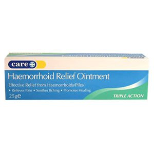 Care Haemorrhoid Relief Ointment 25
