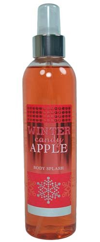 Bath & Body Works Holiday Collection Winter Candy Apple Body Splash 8