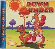 0909077 Down Under CD (Patch the Pirate), Ron Hamilton
