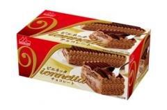 【森永アイスクリーム】 ビエネッタ チョコレート 6箱