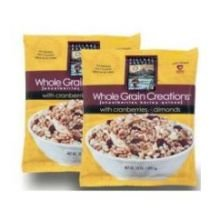 Village Harvest Whole Grain Creations Cranberries And Almond, 10 Ounce -- 10 Per Case.