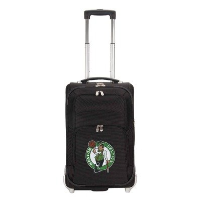 nba-boston-celtics-denco-21-inch-carry-on-luggage-black
