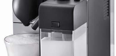 DeLonghi Silver Lattissima Plus Nespresso Capsule System (Semi Automatic Capsule Machine compare prices)
