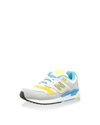 New Balance Sneaker [Bianco/Giallo]