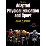 img - for Adapted Physical Education and Sport - 5th Edition [HARDCOVER] [2010] [By Joseph Winnick(Editor)] book / textbook / text book