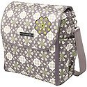 Petunia Pickle Bottom Diaper Bag with Magnetic Closure : Boxy Backpack Misted Marseille