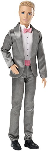 Barbie Fairytale Groom Doll - 1