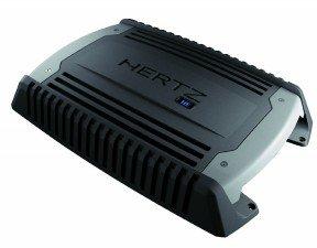 HERTZ HE 4 Stereo Verstärker Amplifier Endstufe