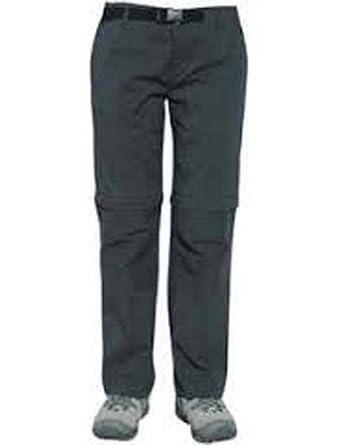 Regatta Geo Extol Ladies Stretch Zip-Off Trousers - Size: 8 Short