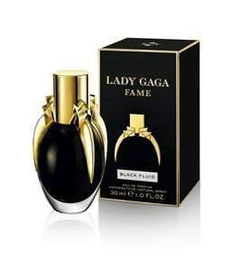 Lady Gaga Fame Black Fluid By Lady Gaga Eau De Parfum Spray 1.7 Oz For Women by Fame