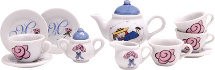 Madeline Tea Set - Buy Madeline Tea Set - Purchase Madeline Tea Set (Schylling Associates Inc., Toys & Games,Categories,Pretend Play & Dress-up,Sets,Cooking & Housekeeping,Dishes & Tea Sets)