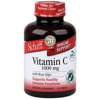 Vitamin C - With Rose Hips, 1000 Mg 100 Tab ( Multi-Pack)