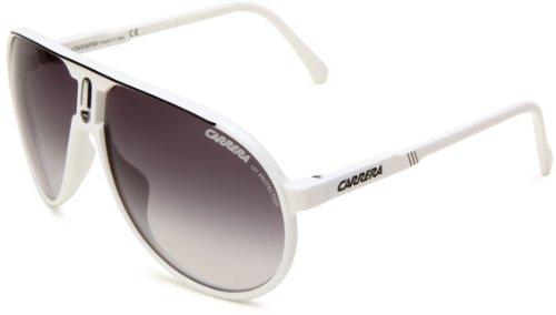 Carrera Champion/L Ccp Jj White / Black Sunglasses
