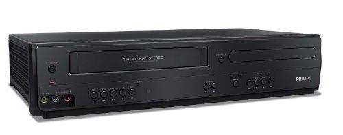 Sale!! Philips DVP3355V/F7 DVD/VCR Player (Black)