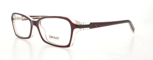 DKNYEyeglasses Donna Karan New York DY4618 3417 BORDEAUX/CRYSTAL DEMO LENS