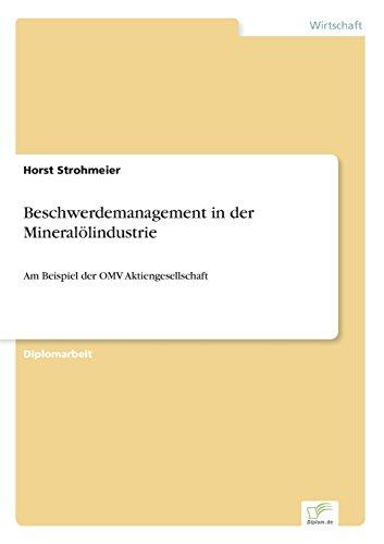 beschwerdemanagement-in-der-mineralolindustrie-am-beispiel-der-omv-aktiengesellschaft