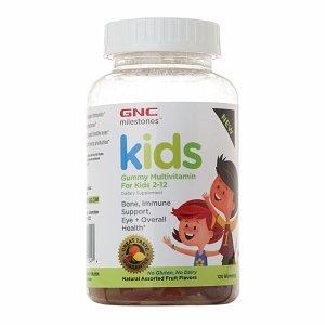 Gnc Kids Gummy Multivitamins 120 Gummies