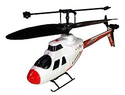 Cobra R/C 2 Channel Mini Helicopter - Civilian (Colors May Vary) onSale