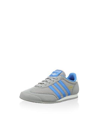 adidas Sneaker Zx Flux Techfit grau/blau