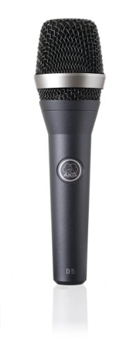 AKG D5 Dynamic Handheld Vocal Microphone