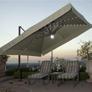 Not Only The Material Used Is Important In Choosing Umbrella Frames, The  Two Different Methods Of Opening A Patio Umbrella Is Another Key Feature.