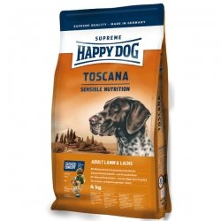Artikelbild: Happy Dog Surpreme Toscana Hundefutter 1 kg, Futter, Tierfutter, Hundefutter trocken
