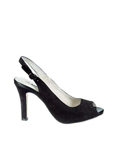 Betsy Zapatos de talón abierto Hebilla