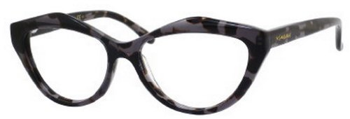 Yves Saint Laurent Yves Saint Laurent 6370 Eyeglasses-0AB8 Havana Gray-53mm