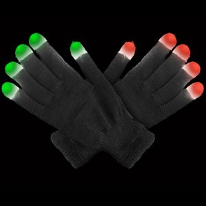 Led gloves amazon
