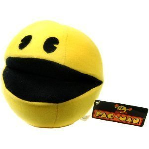 pacman-8-soft-toy-genuine-licensed-uk-dispatch
