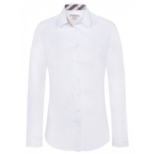 burberry-camicia-donna-manica-lunga-colore-bianco-s
