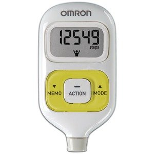 Cheap Gosmart Hj-203Yl Dual Axis Pedometer With Activity Tracker (Yellow) (Electronics-Other / Pedometers) (B0045B14I2)