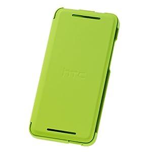 HTC 99H11288-00 One mini Flip Case mit Stand grün/insert retail blister