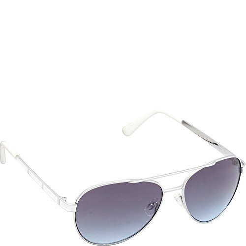 union-bay-womens-u542-slvwh-aviator-sunglasses-silver-white-58-mm