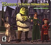 Shrek The Electronic Storybook Collection (CD-ROM), Product #52313 - 1