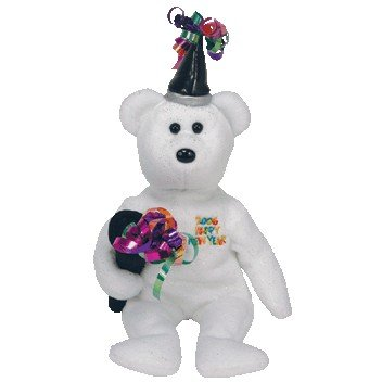 TY Beanie Baby - NEW YEAR the New Years Bear