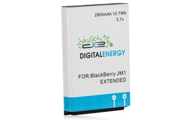 Digital Energy 2900mAh Battery (For BlackBerry Bold 9900)