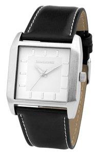 Elegante reloj para hombre Lambretta piel de color negro Enzo modelo